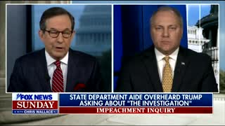 Steve Scalise and Chris Wallace Duke It Out Part 1
