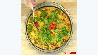 'Tacottata' recipe deliciously combines tacos and frittatas - Video