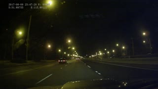 Speeding Camera Bust