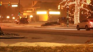 12-26-14 Denver Area Winter Storm - Video