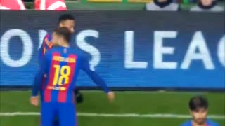 VIDEO: Neymar lost his cool against Celtic Defender. - Video