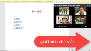 Lesson 0 Learn how to write and remember the Chinese script. 301 Conversations in Chinese - Video