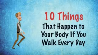 Your body need exercise