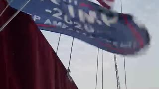 SV Imagine Trump Parade another Video