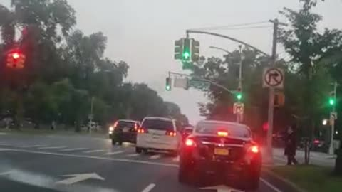 Reckless Driver Busted