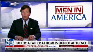 Tucker Carlson Talks Single Motherhood and Families: 'It's a Tragedy Especially for Boys' - Video