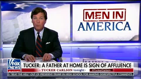 Tucker Carlson Talks Single Motherhood and Families: 'It's a Tragedy Especially for Boys'