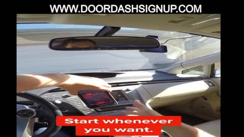 Become a Driver & Deliver with DoorDash