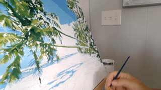 Painting with Ms. Stacey Video 9