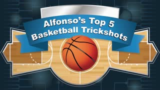 Alfonso's Top 5 March Madness Trick Shots