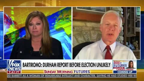Bartiromo Durham Report Before Election Unlikely Pt. 2