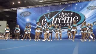 SSX Cheer Extreme Raleigh Showcase SHARK BITE - Video