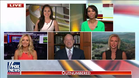 Kayleigh McEnany welcomed to 'Outnumbered' as new co-host