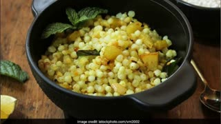 Navratri 2017 Special: What is Sabudana Made of? - Video
