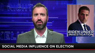 Hunter Biden Bombshell Proves Big Tech, Media Successfully Interfered in Our Election