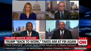 CNN panel clashes over Trump's alleged Russia connections - Video