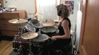Dreams by The Cranberries ~ Drum Cover