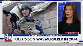 Mother of hostage killed by ISIS says Trump WH sees issue as more a priority than Obama did - Video