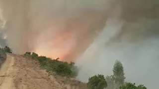 Fire Tornado - Devil's Fire Portugal - Video