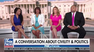 Fox News panel on whether Obama or Trump started political incivility - Video