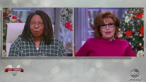 Joy Behar responds to Mitch McConnell