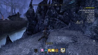ESO Jewelry Crafting Survey Coldharbour II