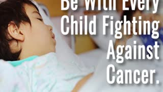 Child Fighting Cancer