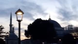 A lovely evening in Istanbul - Video