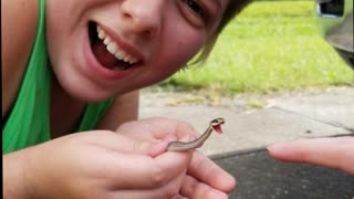 Who Knew Snakes Could Be So Adorable?