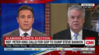 GOP Rep Says Steve Bannon Doesn't Belong in Politics: 'He Looks Like a Disheveled Drunk' - Video