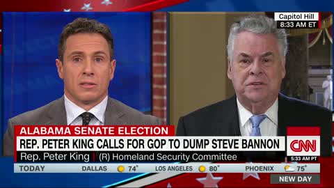 GOP Rep Says Steve Bannon Doesn't Belong in Politics: 'He Looks Like a Disheveled Drunk'