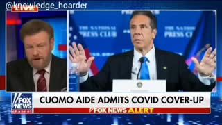 Cuomo Aide Admits Cover up