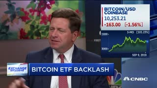 SEC chair Jay Clayton: Here's why I oppose a bitcoin ETF