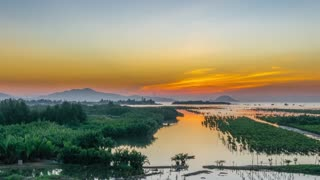 Dawn in Viet Nam  - Video
