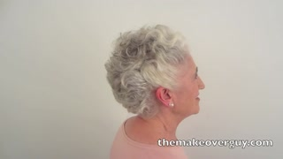 MAKEOVER! Frizzy Uncontrollable Hair by Christopher Hopkins, The Makeover Guy® - Video