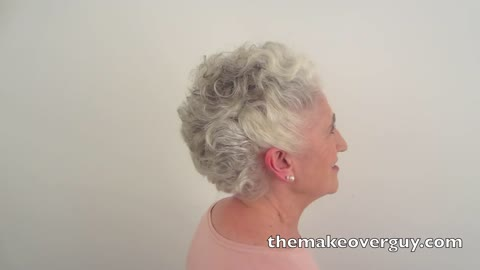 MAKEOVER! Frizzy Uncontrollable Hair by Christopher Hopkins, The Makeover Guy®