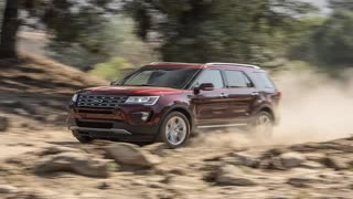 FORD EXPLORER - 2016 FORD EXPLORER 2.3L ECOBOOST AWD FIRST TEST REVIEW #Auto_HDFr