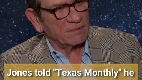 Tommy Lee Jones Owns a 3,000-Acre Cattle Ranch in Texas