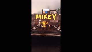 STOPMOTION CiiC TMNT OOTS Mega Bloks Mikey Was eady - Video