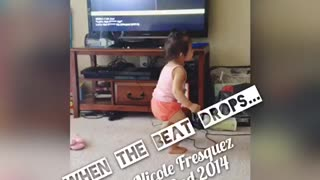 When the Beat drops Lily Fresquez  - Video