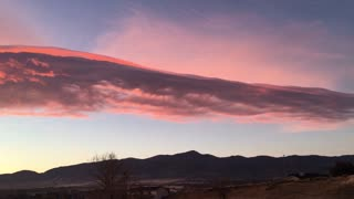 Angel Wing Clouds - Video