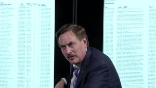 Boom! This is IRREFUTABLE evidence of Election Fraud from Mike Lindell (video 5)
