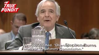 Former NRC General Counsel Can't Remember if Staff Followed All Rules in Uranium One Deal - Video