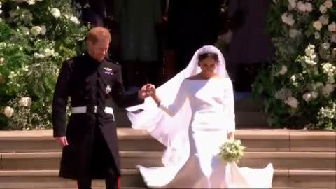 The Duke and Duchess of Sussex - Royal Wedding