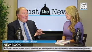 """John Solomon discusses his new book, """"Fallout,"""" with Gina Loudon"""