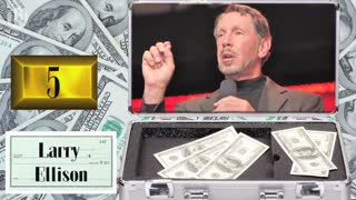 10 Richest People in the World 2013 - Video