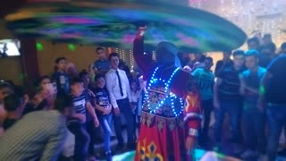Egyptian Wedding Dance Party