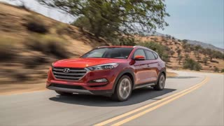 HYUNDAI TUCSON - 2016 HYUNDAI TUCSON FIRST TEST REVIEW #Auto_HDFr - Video