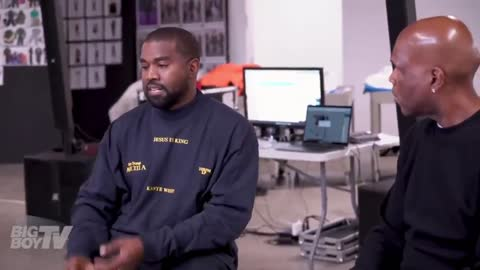 Kanye West: Democrats can't tell me who to vote for because I'm black