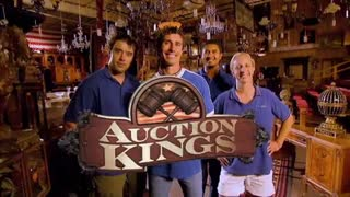 Auction Kings: Sword Auction